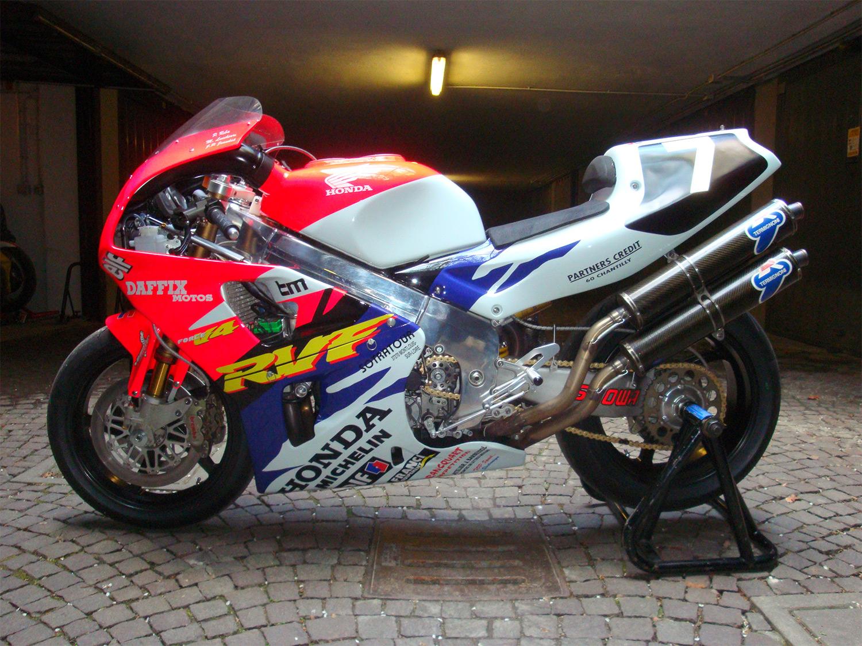 Motos 750 cc